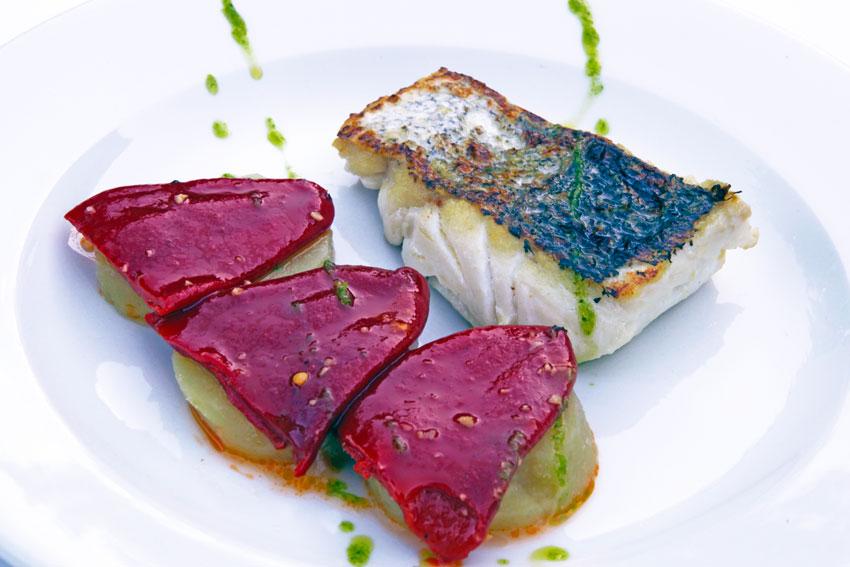 Lebatz-frijitua-piper-erreekin